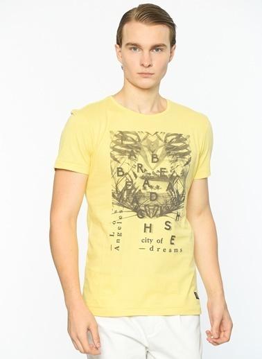 Blend Tişört Sarı